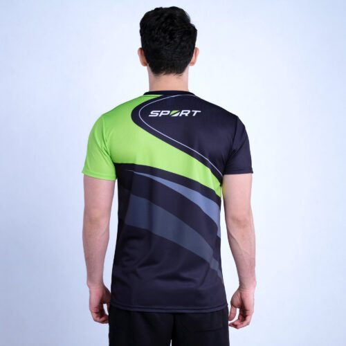 Round Neck Full Sublimation