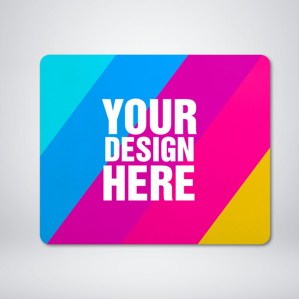 Sublimation Customized Mouse Pads Playmats