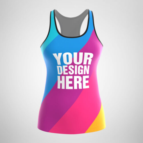 Custom Women's Racerback Tank Top