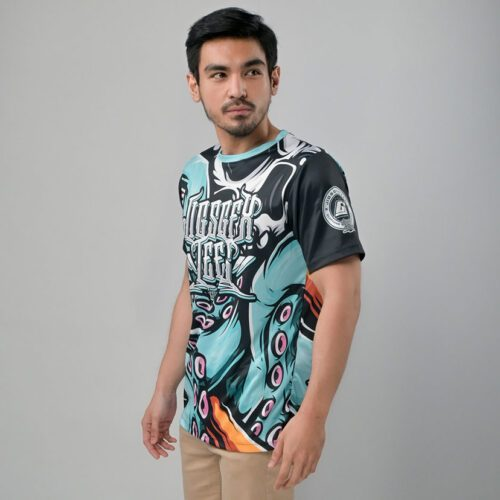 Custom Sublimation Men's T-shirt