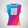 Custom Sublimation Women's T-Shirt