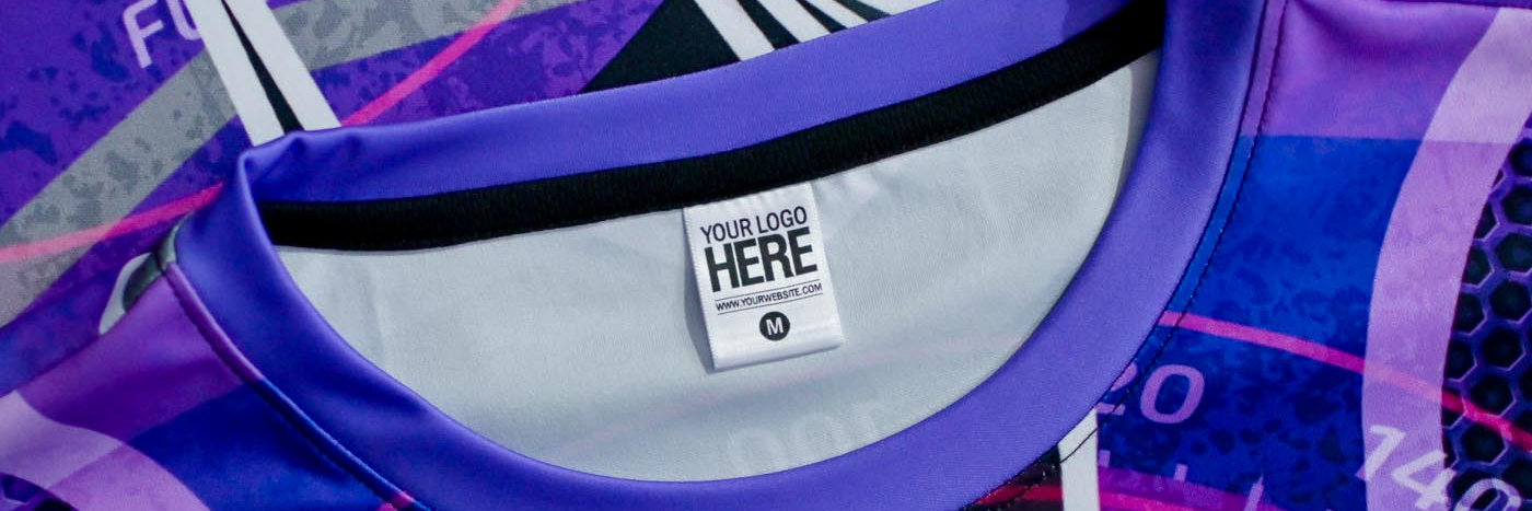 Custom Branded Fabric Labels