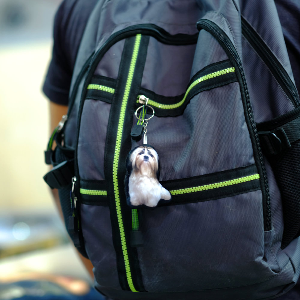 Custom Pet Pillow Keychain: Pillow Pets and Dog Keychain