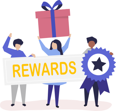Print on Demand Points and Rewards