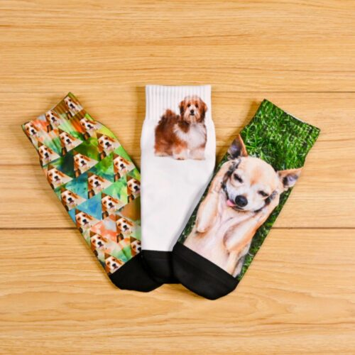 Customized Sublimation Socks