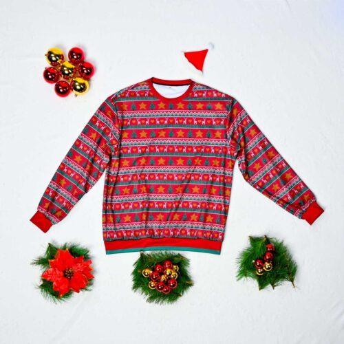 Sweatshirt Full Sublimation