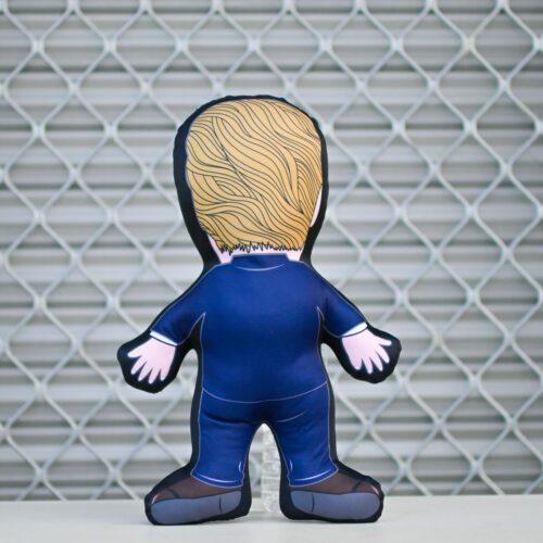 Donald Trump Mini Me Human Doll Pillow - MAGA