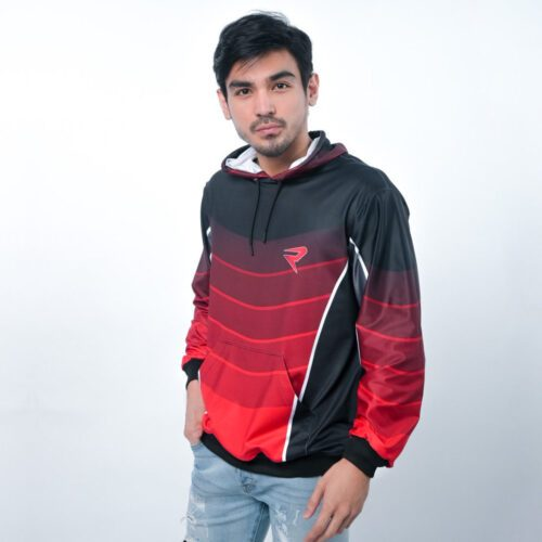 Print on Demand Hoodie Full Sublimation All Over Print