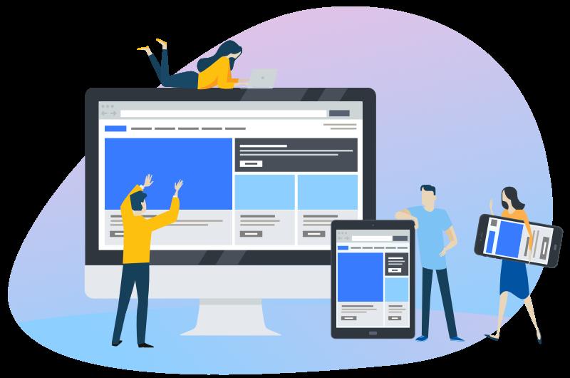 Website Design - Shop Builder Service