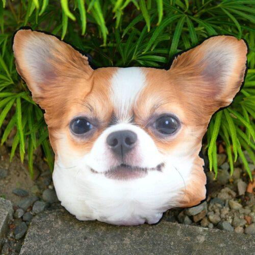 Print on Demand Pet Pillow Head - Dog Pillow - Cat Pillow Face
