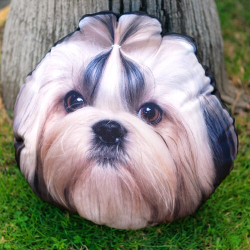 Pet Pillow Head - Dog Pillow - Cat Pillow