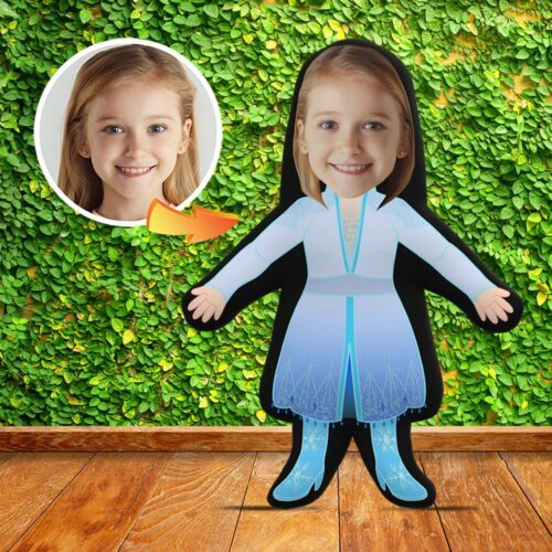 Mini Me Human Doll - Frozen - Elsa