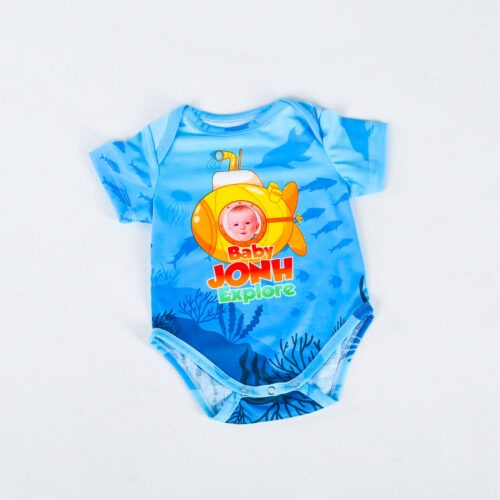 Baby Onesie - All-Over-Print