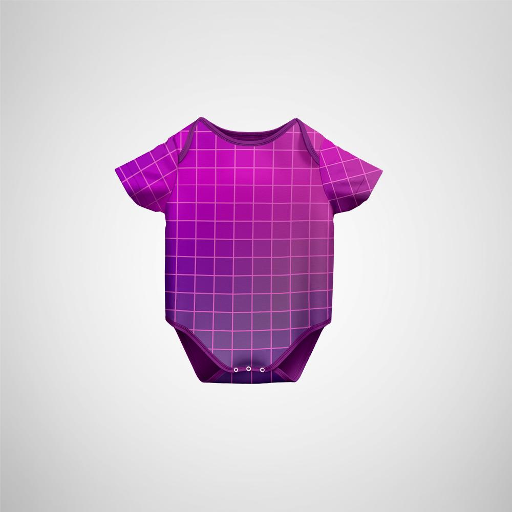 Baby Clothing Photoshop Mockup Template